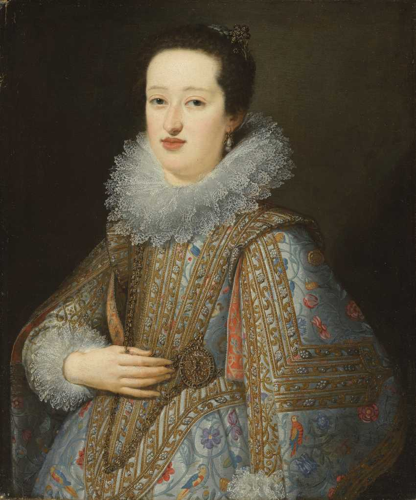 Giusto Suttermans (Antwerp 1597-1681 Florence) - photo 1