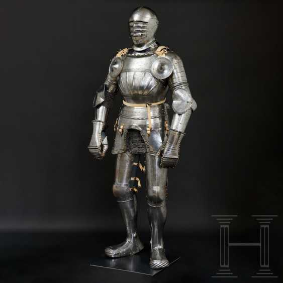 Maximilian knightly armor, German, around 1510/20 - photo 1