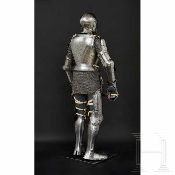 Maximilian knightly armor, German, around 1510/20 - photo 14