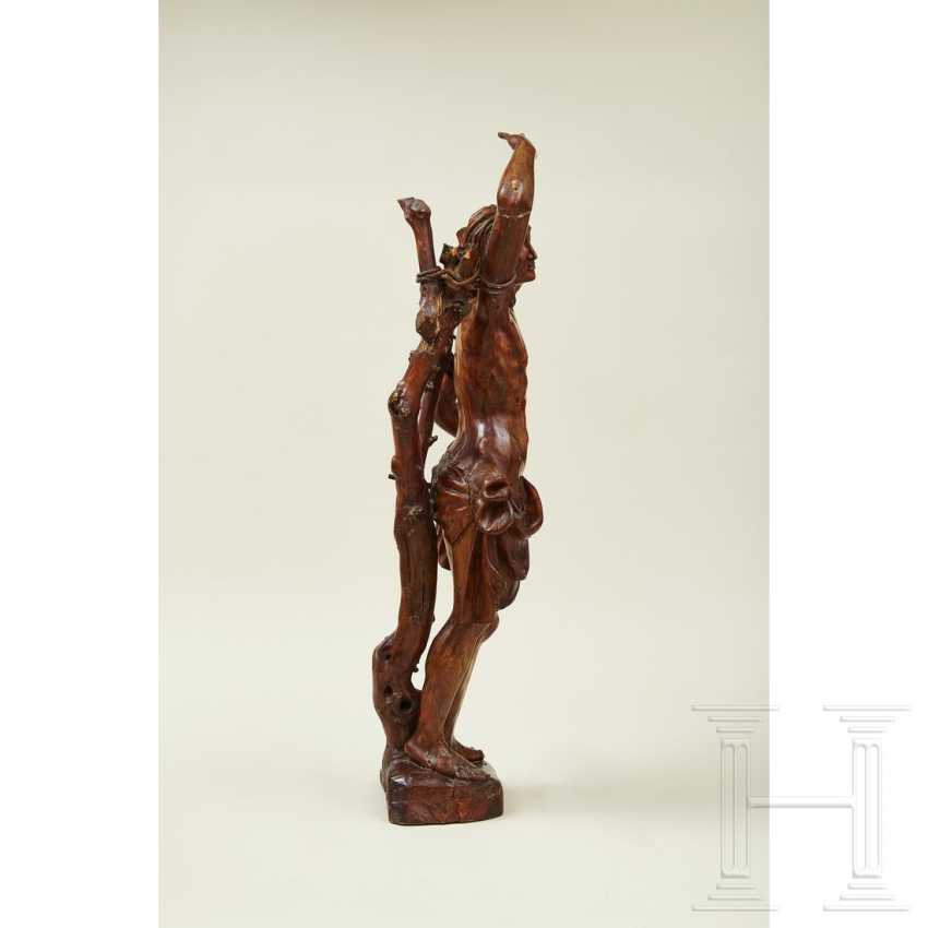 Large sculpture of Saint Sebastian, Southern Germany or Italy, 1st half of the 16th century - photo 13