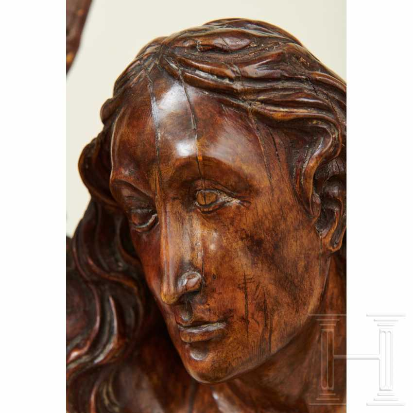Large sculpture of Saint Sebastian, Southern Germany or Italy, 1st half of the 16th century - photo 18