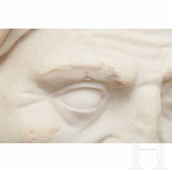 Fountain mask made of marble, Italy, 16./17. century - photo 3