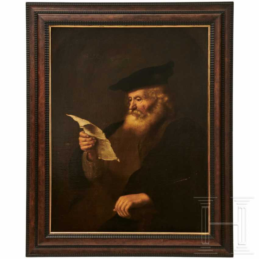 Scholar portrait, Netherlands, 17th century - photo 1