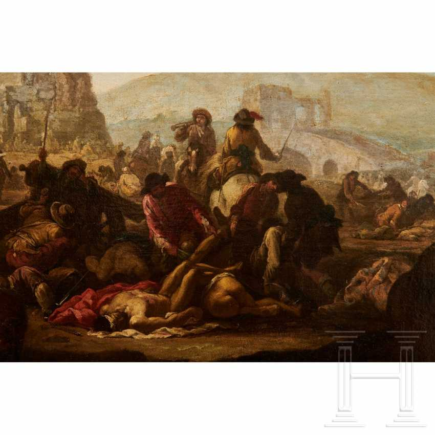 Battle scene, Georg Philipp Rugendas (1666 - 1742) - photo 3