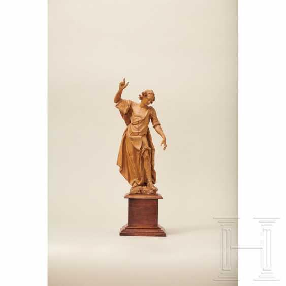 Baroque sculpture, attributed to Philipp Jakob Straub, Austria, 18th century - photo 3