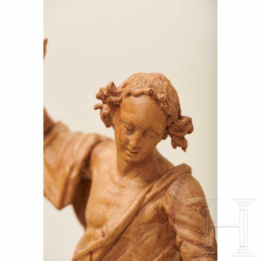 Baroque sculpture, attributed to Philipp Jakob Straub, Austria, 18th century - photo 4