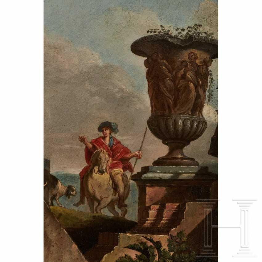Pendant Paintings, Italy, dat. 1756 - photo 9