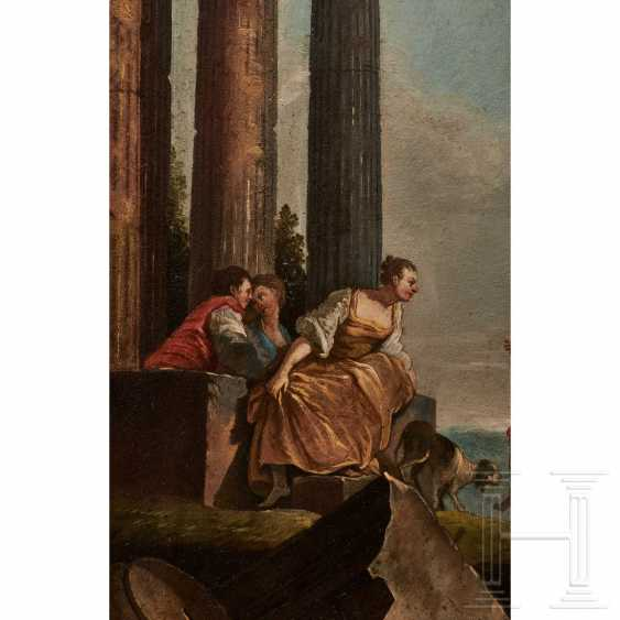 Pendant Paintings, Italy, dat. 1756 - photo 10