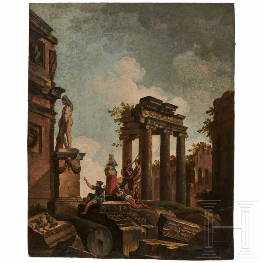 Pendant Paintings, Italy, dat. 1756 - photo 12
