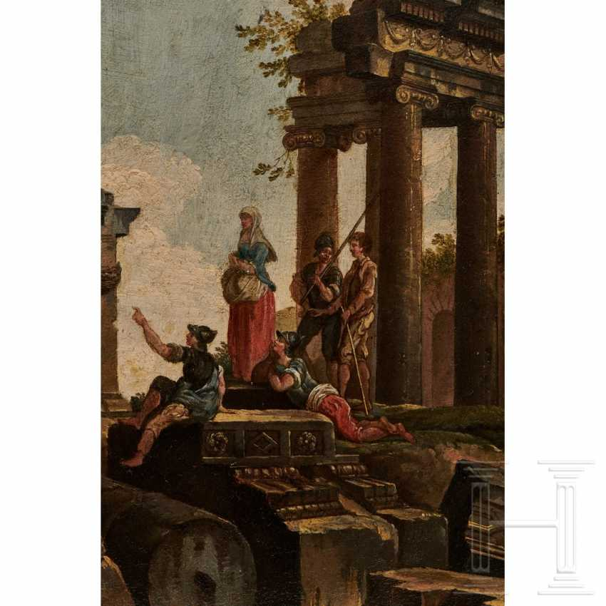 Pendant Paintings, Italy, dat. 1756 - photo 13