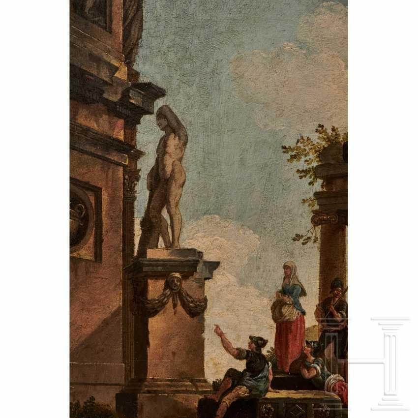 Pendant Paintings, Italy, dat. 1756 - photo 14