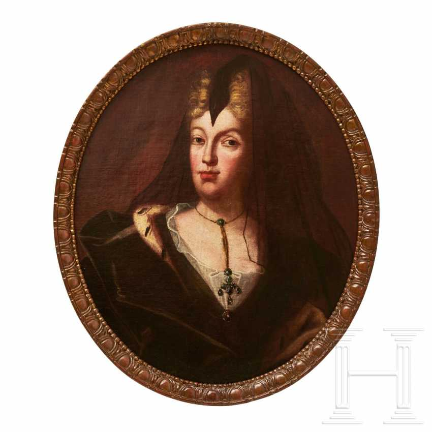 Anton von Maron (1731-1808), Archduchess Maria Karolina of Austria, around 1794 - photo 1