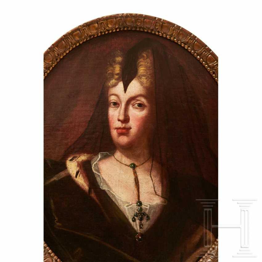 Anton von Maron (1731-1808), Archduchess Maria Karolina of Austria, around 1794 - photo 3