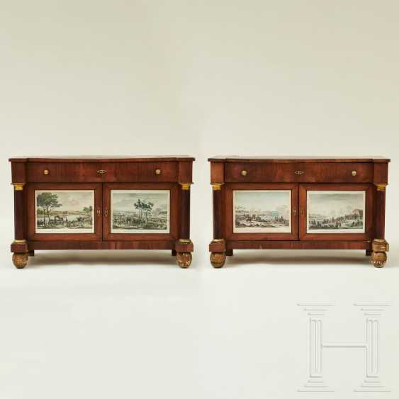 Empire sideboards, Tuscany, early 19th century - photo 10
