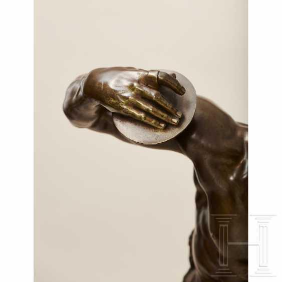"""Dancing Faun"" - neoclassical bronze, Italy, 19th century - photo 6"
