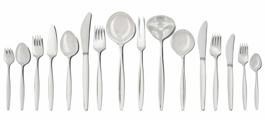 Flatware Service, Georg Jensen - photo 1