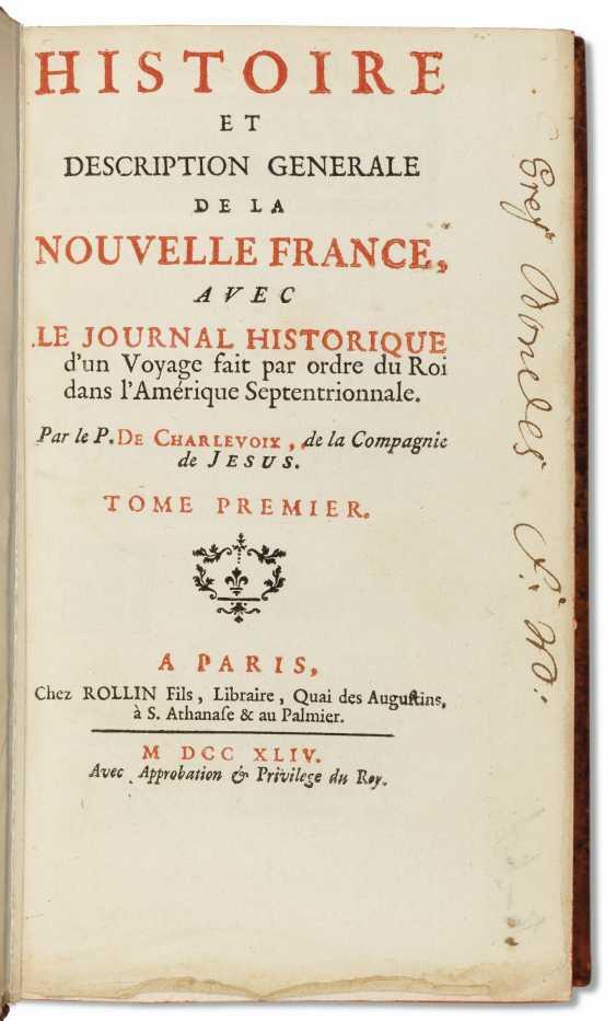Первая всеобщая история Новой Франции и Канады - фото 2