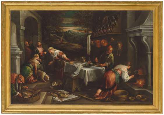 JACOPO DA PONTE, CALLED JACOPO BASSANO (BASSANO DEL GRAPPA C. 1510-1592) AND FRANCESCO DA PONTE, CALLED FRANCESCO BASSANO (BASSANO DEL GRAPPA 1549-1592 VENICE) - photo 1