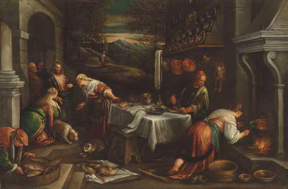 JACOPO DA PONTE, CALLED JACOPO BASSANO (BASSANO DEL GRAPPA C. 1510-1592) AND FRANCESCO DA PONTE, CALLED FRANCESCO BASSANO (BASSANO DEL GRAPPA 1549-1592 VENICE) - photo 2