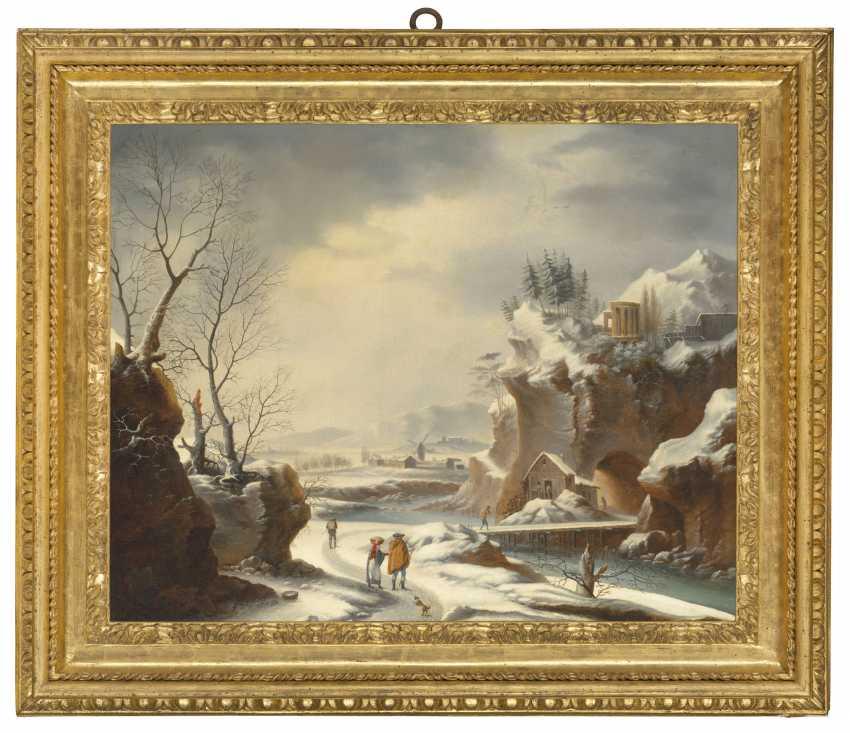 FRANCESCO FOSCHI (1710-1780) AND STUDIO - photo 1
