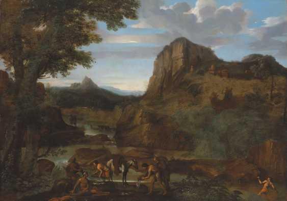 GIOVANNI FRANCESCO GRIMALDI, IL BOLOGNESE (BOLOGNA 1606-1680 ROME) - photo 1