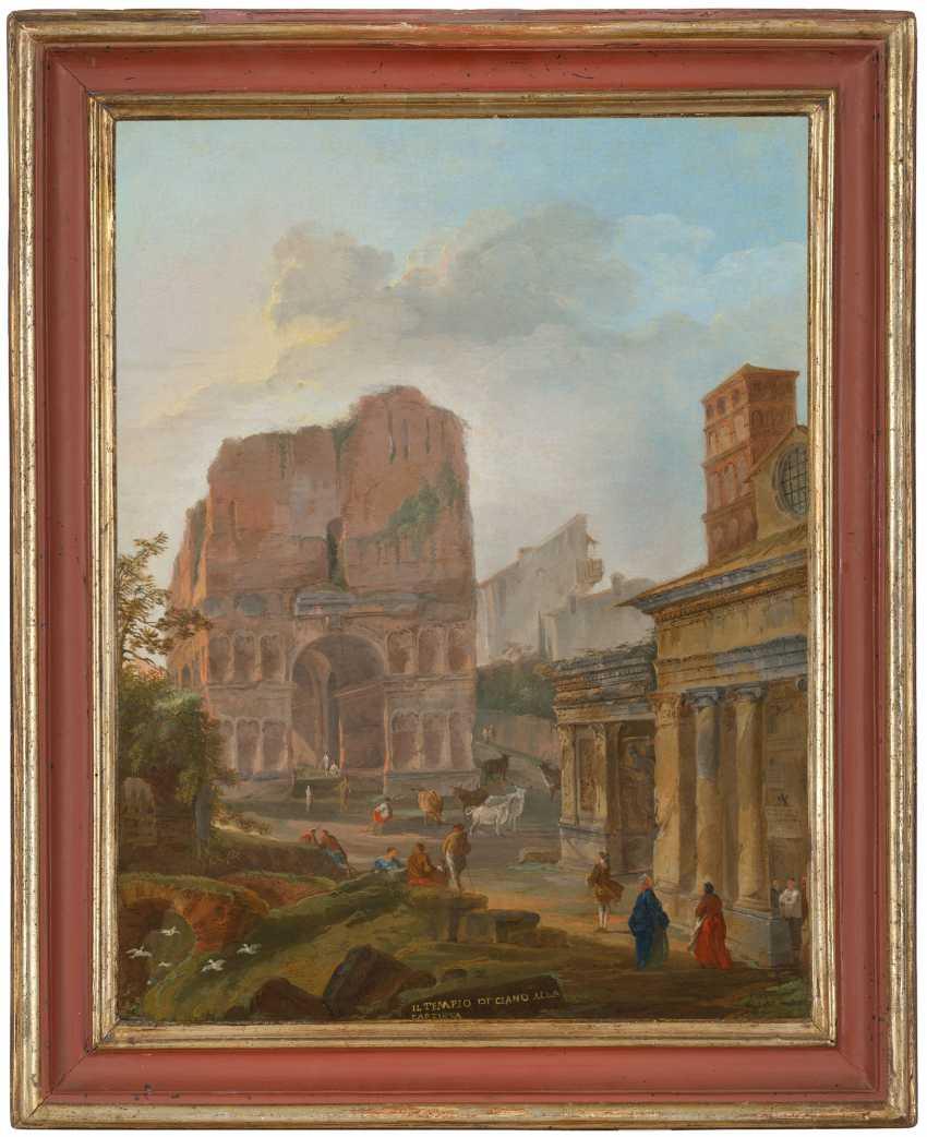 CIRCLE OF HUBERT ROBERT (PARIS 1733-1808) - photo 1