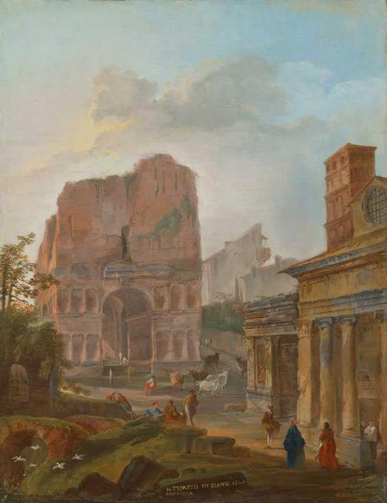 CIRCLE OF HUBERT ROBERT (PARIS 1733-1808) - photo 2