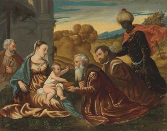 POLIDORO DA LANCIANO (LANCIANO c. 1515-1565 VENICE) - photo 2