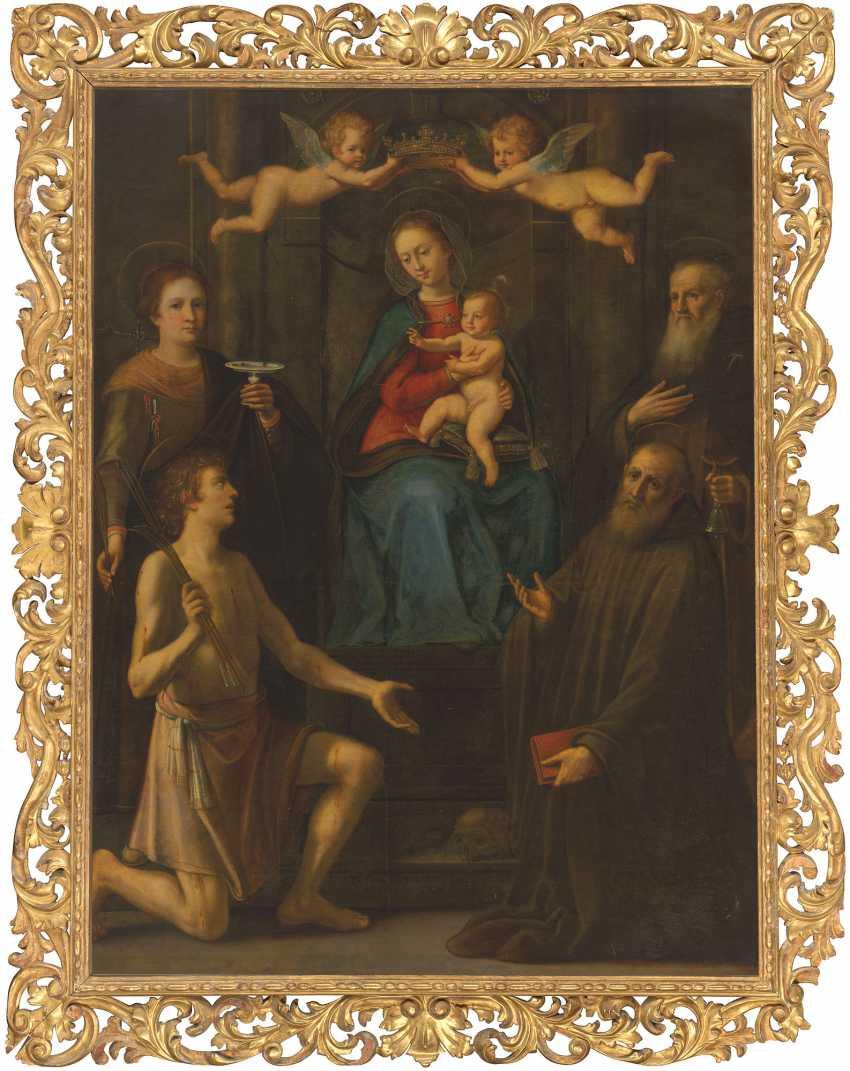 GIOVAN PIETRO NALDINI (SETTIGNANO 1578-C. 1642 PRATO) - photo 1