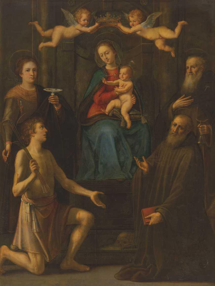 GIOVAN PIETRO NALDINI (SETTIGNANO 1578-C. 1642 PRATO) - photo 2