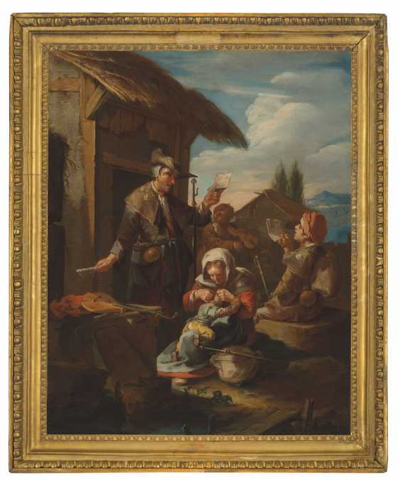 GIACOMO FRANCESCO CIPPER, IL TODESCHINI (FELDKIRCH C. 1664-1738 MILAN) - photo 1