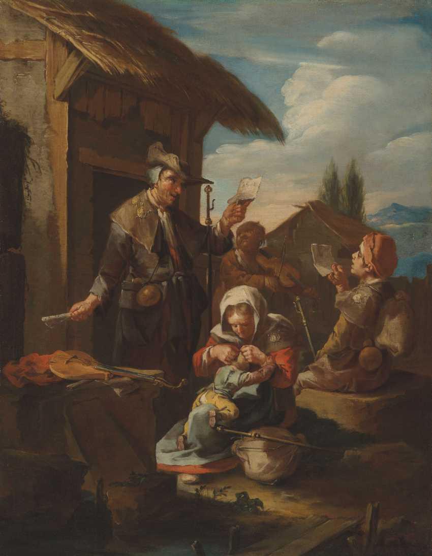 GIACOMO FRANCESCO CIPPER, IL TODESCHINI (FELDKIRCH C. 1664-1738 MILAN) - photo 2