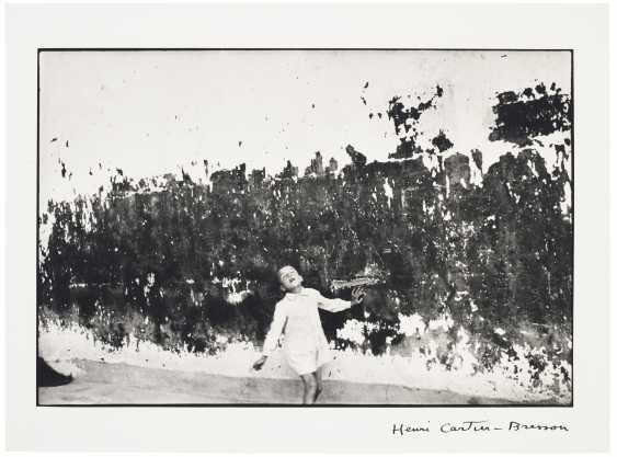 HENRI CARTIER–BRESSON (1908–2004) - photo 4
