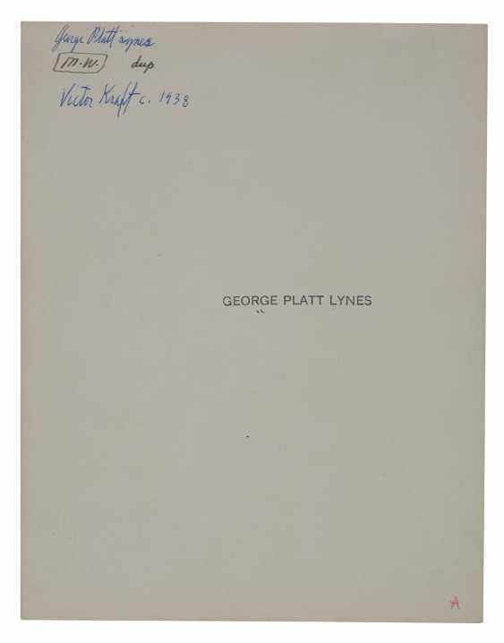 GEORGE PLATT LYNES (1907–1955) - photo 4