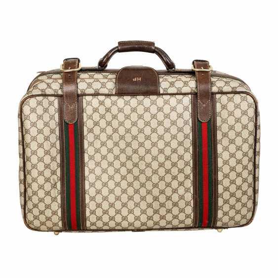 GUCCI VINTAGE travel bag. - photo 1