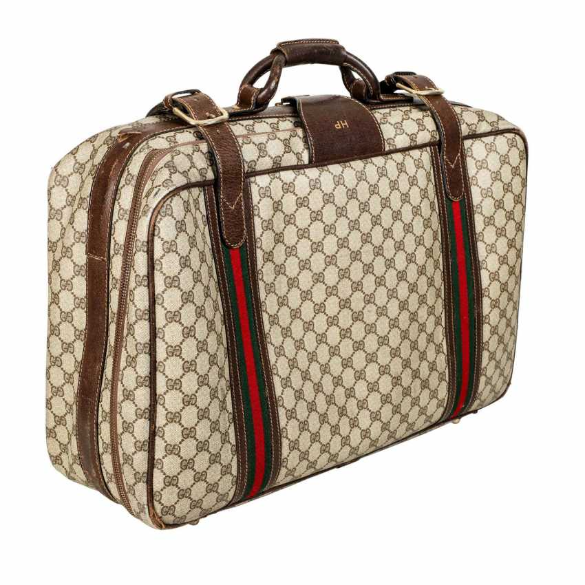 GUCCI VINTAGE travel bag. - photo 2
