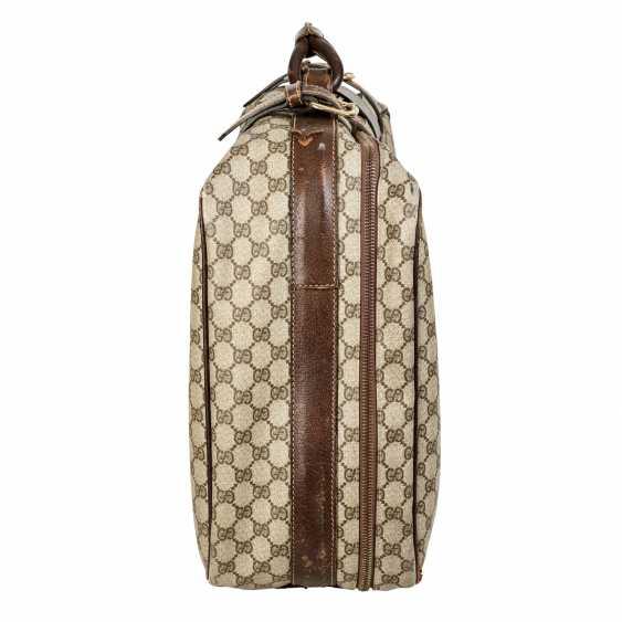 GUCCI VINTAGE travel bag. - photo 3