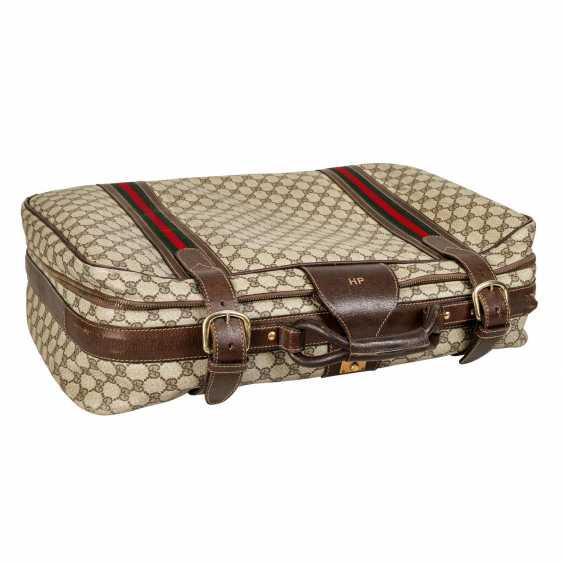 GUCCI VINTAGE travel bag. - photo 5