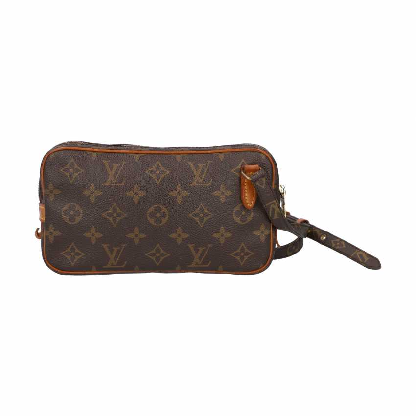 "LOUIS VUITTON VINTAGE shoulder bag ""MARLY"", collection: 1992. - photo 1"