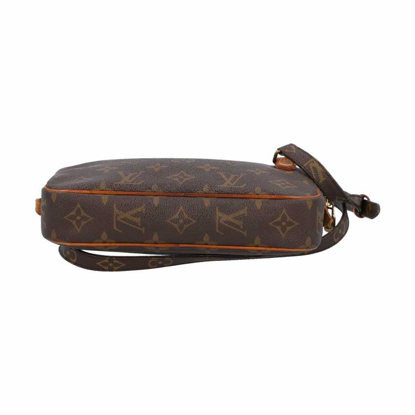 "LOUIS VUITTON VINTAGE shoulder bag ""MARLY"", collection: 1992. - photo 5"