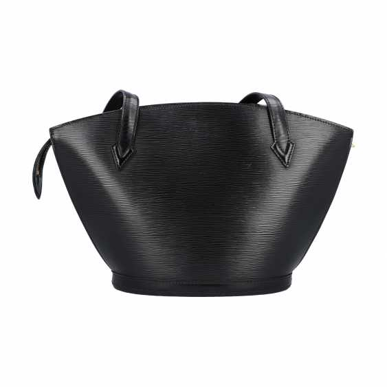 """LOUIS VUITTON handbag """"ST. JACQUES"""", collection 2005. - photo 4"""