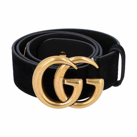 GUCCI belt, length: 90cm, new price: approx. 400, - €. - photo 2