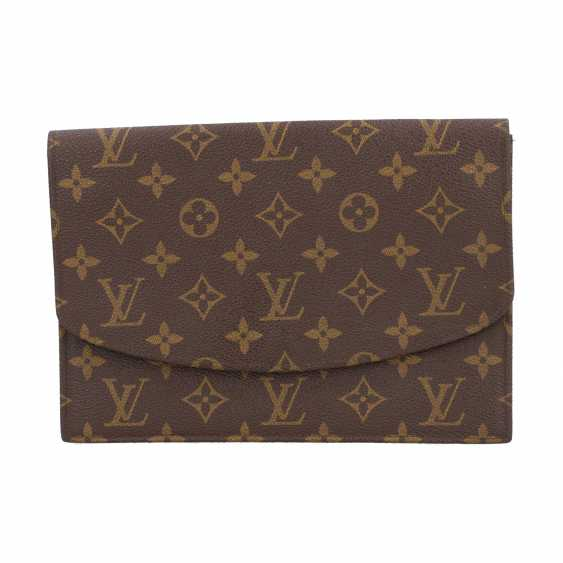 "LOUIS VUITTON VINTAGE Clutch ""DISCOUNT"", Collection: 1991. - photo 1"