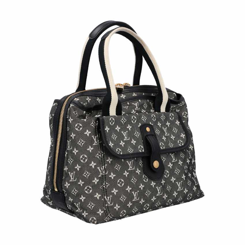 """LOUIS VUITTON handle bag """"MARY KATE"""", collection: 2005. - photo 2"""