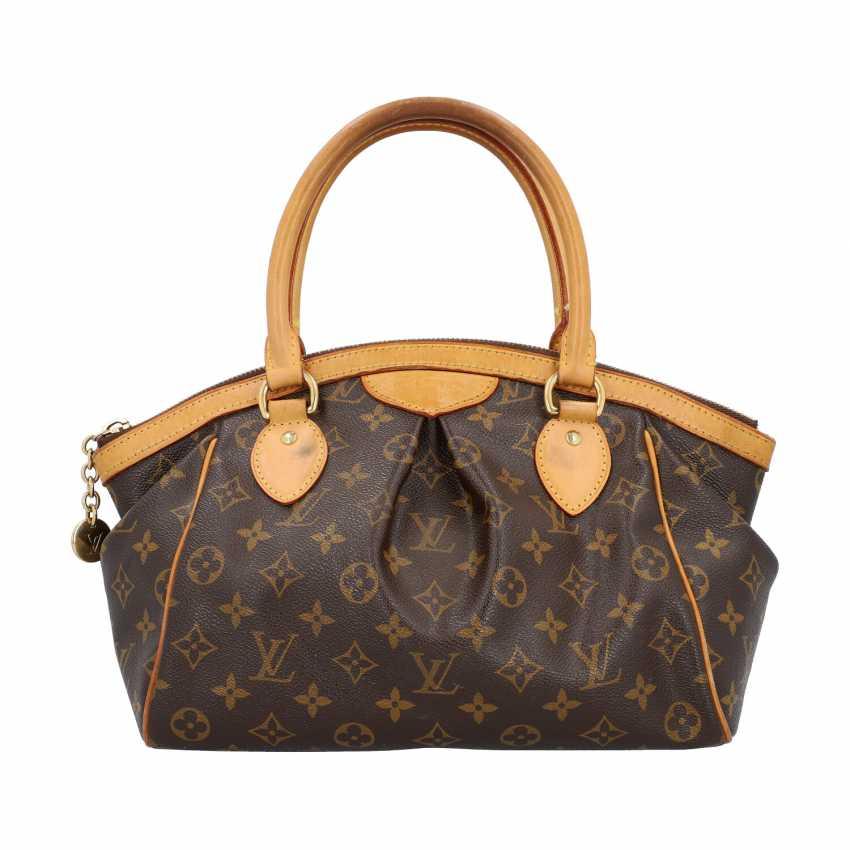 """LOUIS VUITTON handbag """"TIVOLI PM"""", collection 2009. - photo 1"""