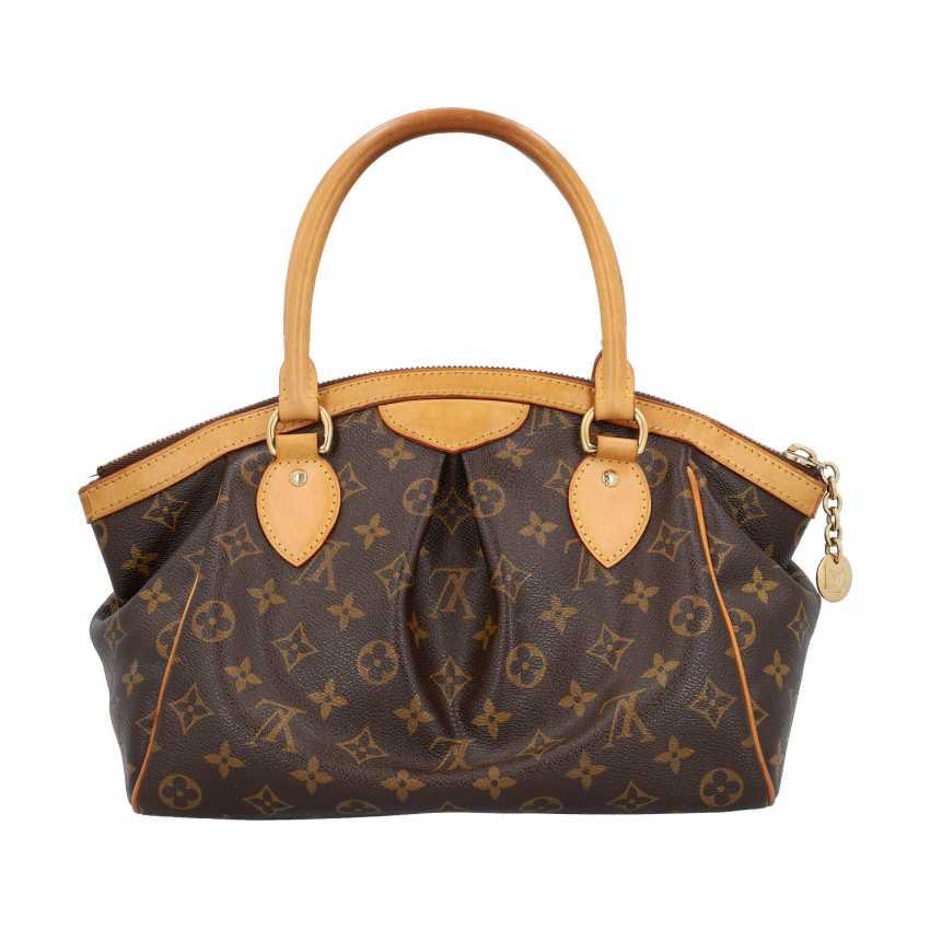 """LOUIS VUITTON handbag """"TIVOLI PM"""", collection 2009. - photo 4"""