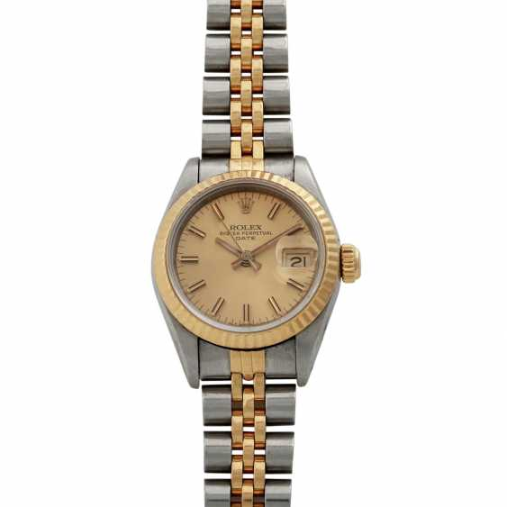 ROLEX Datejust, Ref. 69173. Ladies watch. - photo 1
