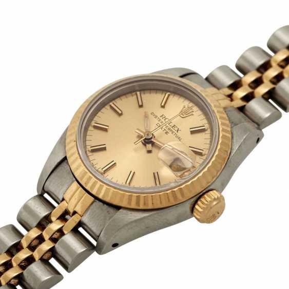 ROLEX Datejust, Ref. 69173. Ladies watch. - photo 4