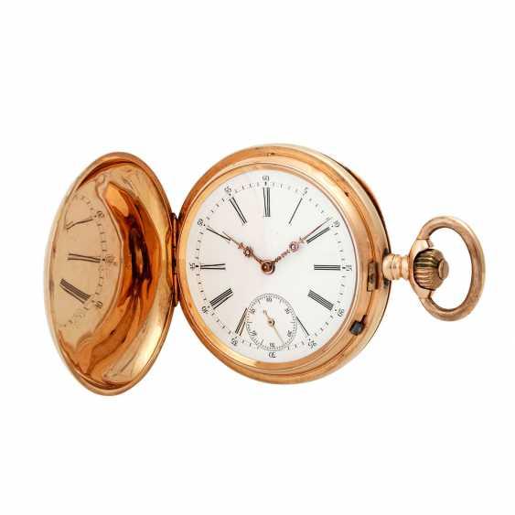 VINTAGE Savonette pocket watch. - photo 3
