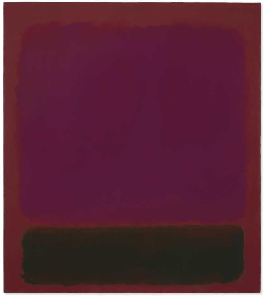Mark Rothko (1903-1970) - photo 1